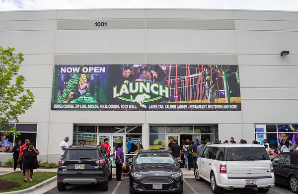 Launch Grand Opening