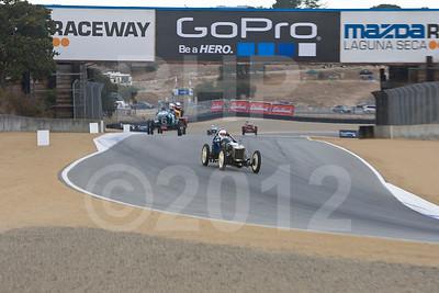 2012 RMMR Sat Group 1A Rolex Monterey Motorsport Reunion Race Group 1A