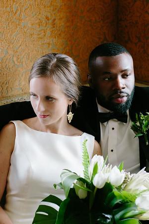 Sarah + Ndjuoh Wedding