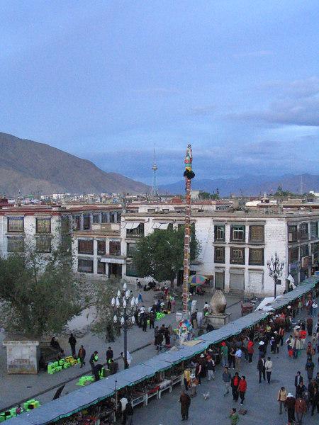 Old Lhasa.