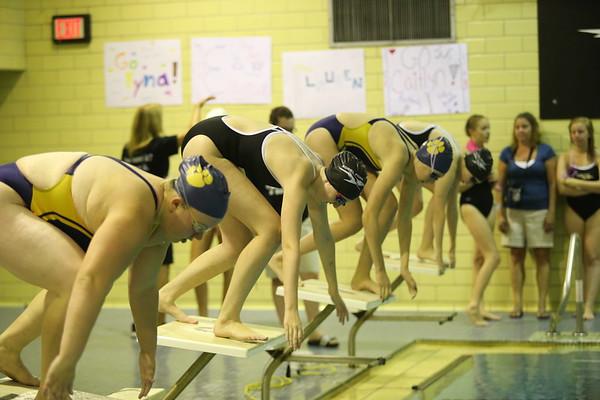 Edsel GirlsSwimming