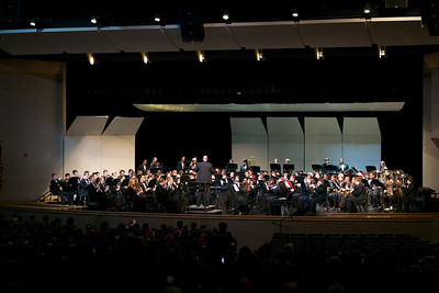 2012, East Kentwood Holiday Band Concert