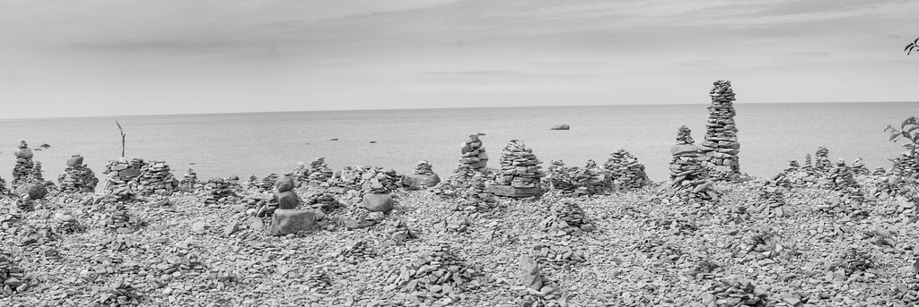 Stony Beach, Saareema, Estonia