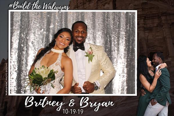 Britney & Bryan - Prints