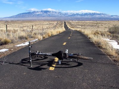 Paseo de la Mesa Bicycle Ride  1-7-19