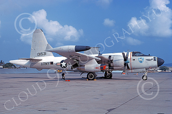 US Army Lockheed P-2 Neptune Military Airplane Pictures