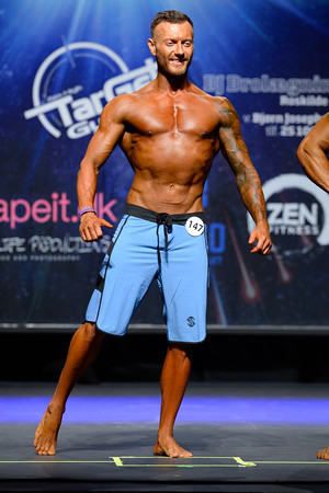 Novice Mens Physique Over 171 and up to and including 174 cm