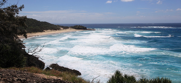 North Stradbroke Island 14th March 2011