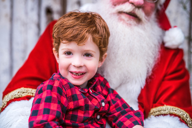 Santa: Museum of Appalachia (Sunday)