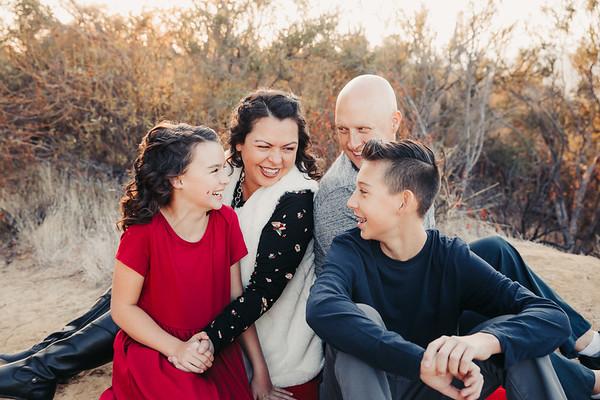 Gray 2019 Family Photos