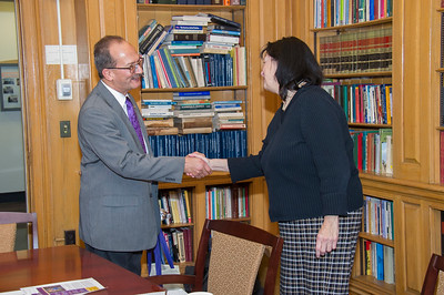 President Havidán Rodríguez Listening Tour / Social Welfare and Public Engagement