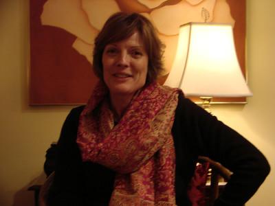 Liz Thomas Reception Women's Group 2012-04