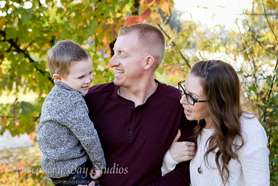 The Bauman Family 12.4.2016