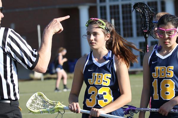 160414 Women's JV Lacrosse v MICDS