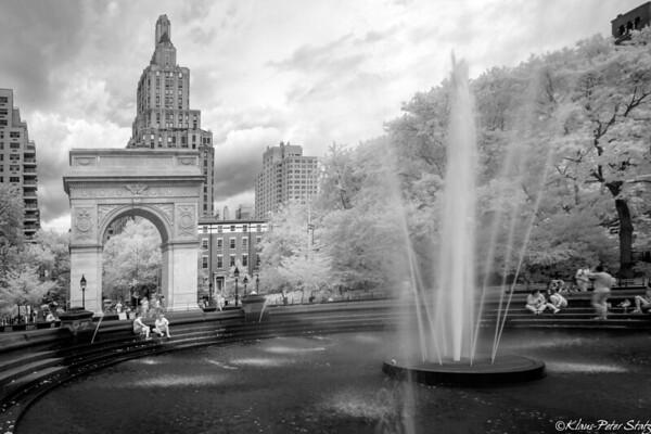 Greenwich  Village Photowalk (IR) August 2020