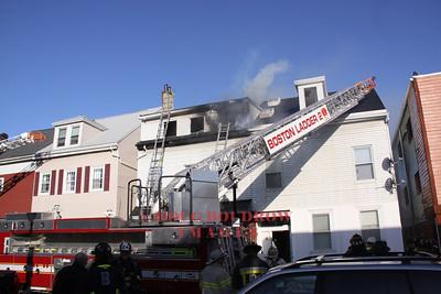 Boston, MA - 3rd Alarm, 7 Havre Street, 4-29-12
