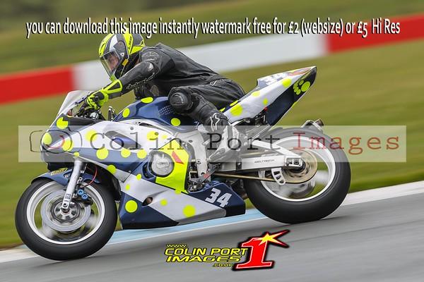 G-Era Supersport Rd1 TSGB Donington Park 2018