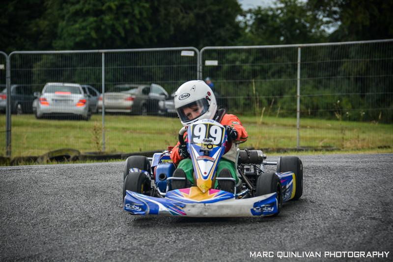 Motorsport Ireland - Round 6 2013 - Athboy - Alyx Coby