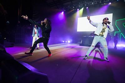RapCaviarLive ft Migos, Lil Yachty, Trippie Redd, Lil Baby, City Girls @ Charlotte Metro Credit Union Amphitheatre 5-1-18 by Jon Strayhorn