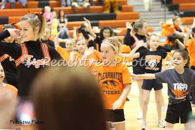 Cheerleading Clinic 2013