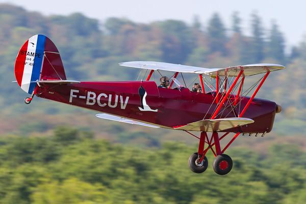 F-BCUV - Stampe-Vertongen SV-4A