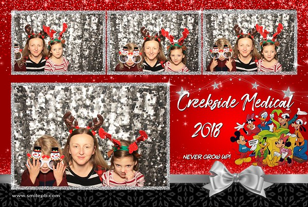 Creekside Medical Holiday Party 2018