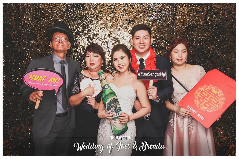 Wedding of Joel & Brenda   © www.SRSLYPhotobooth.sg