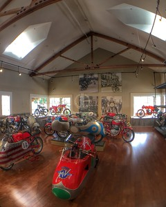 Moto Talbott Museum, Carmel Valley, California