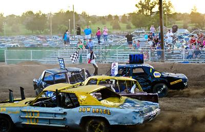 2011-08-06 - Demolition Derby