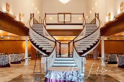 Safari Texas Ranch Wedding Reception