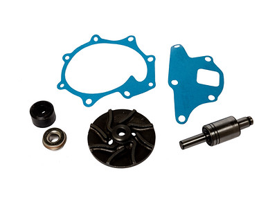 FORD 8630 8830 TW 15 20 25 35 SERIES ENGINE WATER PUMP KIT