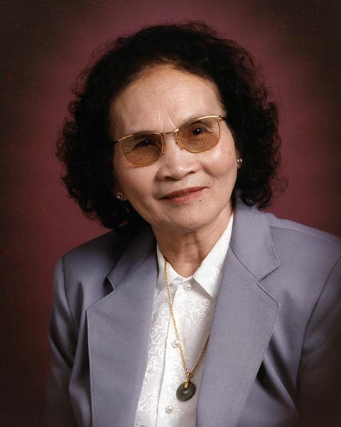 In Memory of Chinh Thi Pham