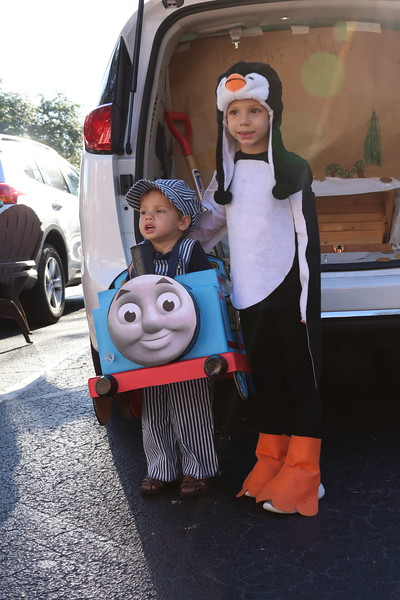 Trunk or Treat  10-28-2018