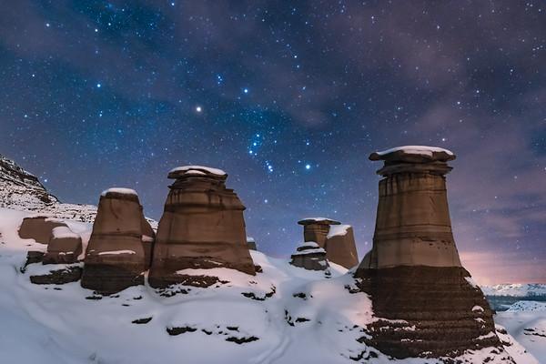 Nightscapes - Scenics