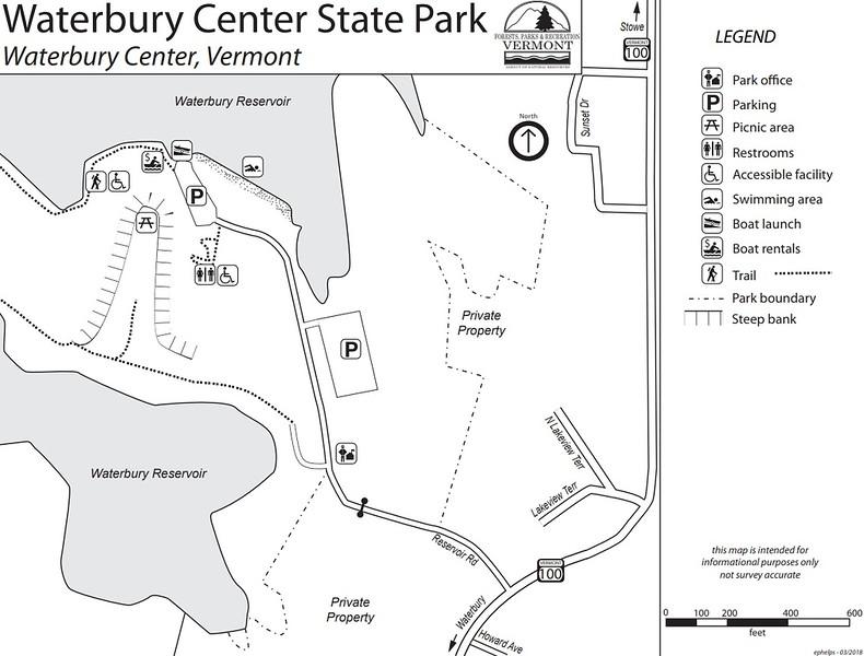 Waterbury Center State Park