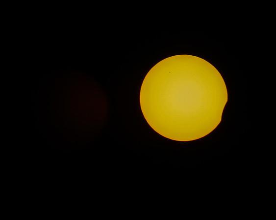 Total Solar Eclipse--Svalbard