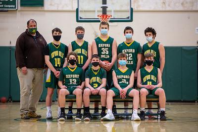 2021-03-08 OHCHS 9th Grade Boy's Basketball