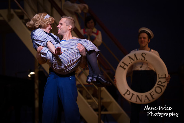 Edmonton Opera's HMS Pinafore