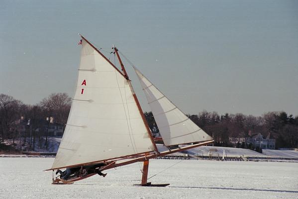 Dan Clapp's Iceboats