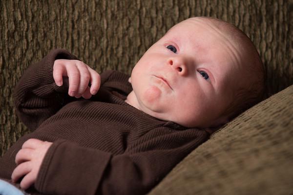 Colby Newborn February 2013