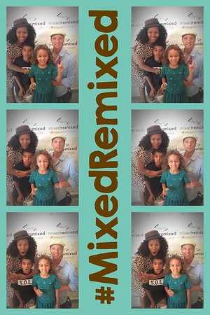 2016 Mixed Remixed Festival Photo Booth