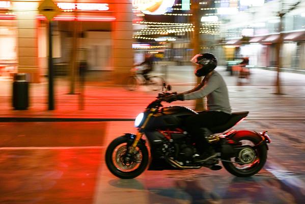Ducati Diavel & Multistrada