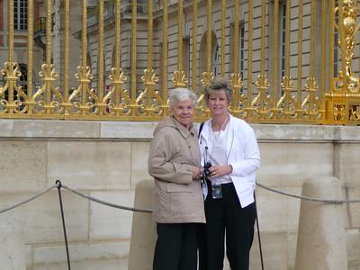 Kay and Jeannie Paris Trip