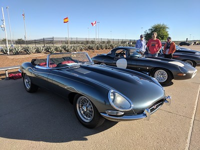 Hagerty Show and Shine - Circuit of the Americas - Austin, TX - 3 Nov. '18