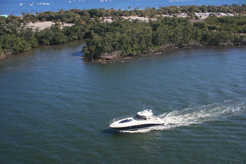Intracoastal waterway at Ft. Lauderdale