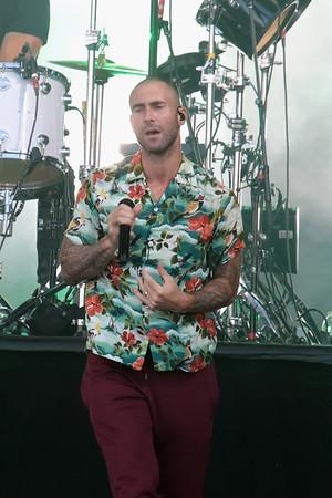 DBKphoto / Maroon 5 Beach Concert  08/16/2015