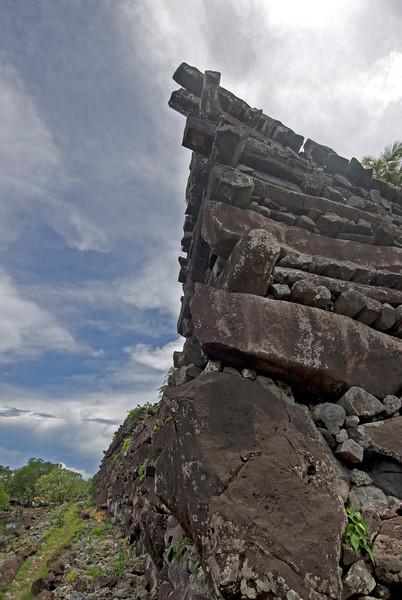 Nan Modal Corner Sky - Pohnpei, FSM