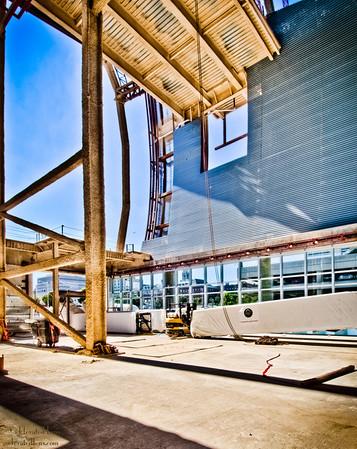 Music City Center Construction