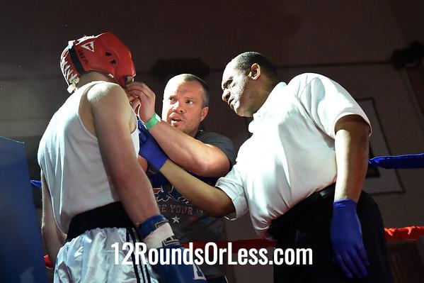 Bout 5 Dib Kaddah, Wrestling Factory, Westlake -vs- Joshua Taylor, MJ Zone Rec., Cleveland, 142 lbs, Novice