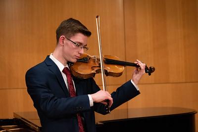 2020 Peter Holloway Senior Violin